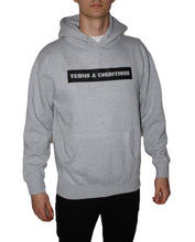 Load image into Gallery viewer, T&C Grey Logo Hoodie