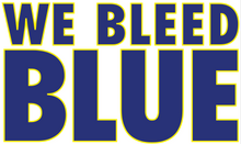 Load image into Gallery viewer, We Bleed Blue