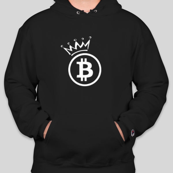 King Bitcoin Champion Hoodie PRE-ORDER