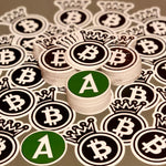 King Bitcoin Sticker Pack