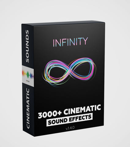 INFINITY  3000+ CINEMATIC [SOUND EFFECTS]