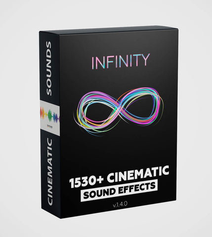 INFINITY  1530+ CINEMATIC [SOUND EFFECTS]