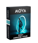 MOVA 200+ ANIMATED TITLES PACK