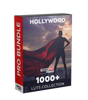 1000+ HOLLYWOOD LUTs COLLECTION [2020]