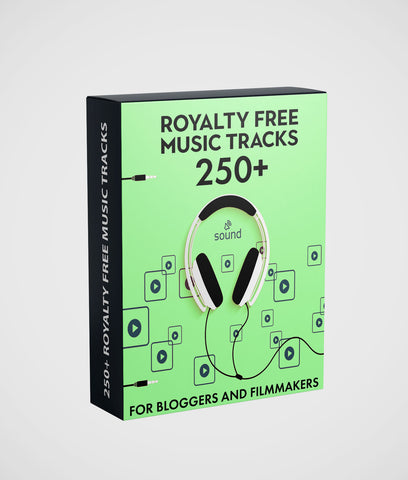 250+ Royalty Free Background Music Tracks
