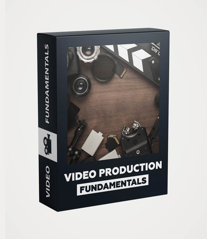 Video Production Fundamentals Course