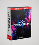 300+ 4k Video Overlays