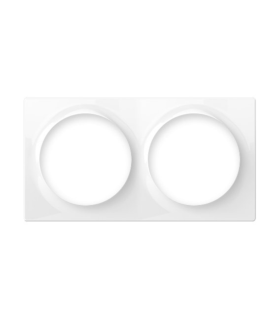 FIBARO Walli Double Cover Plate
