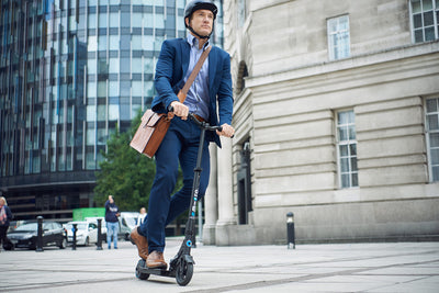Electric Scooters Are Being Legalised A Year Ahead Of Schedule And Are Backed by a £2 billion fund