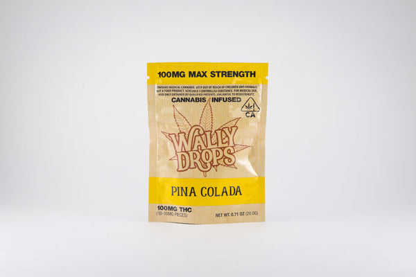 Pina Colada Wally Drop 100mg
