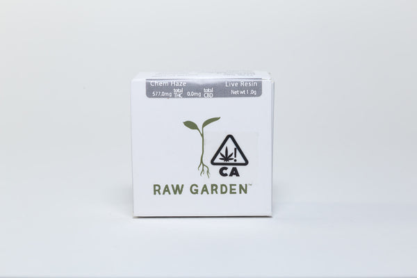 Chem Haze Live Resin Sauce 1g (S) by Raw Garden