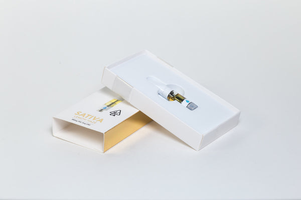 Lemon Haze  Pure One Cartridge by Pure Vape (Sativa)