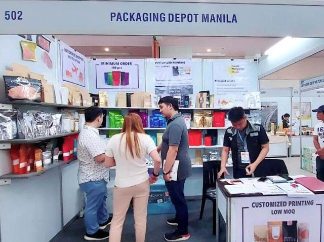 Packaging Depot Manila (PDM) offers a wide variety of pouch packaging solutions at competitive prices to support your business at different stages as it grows.