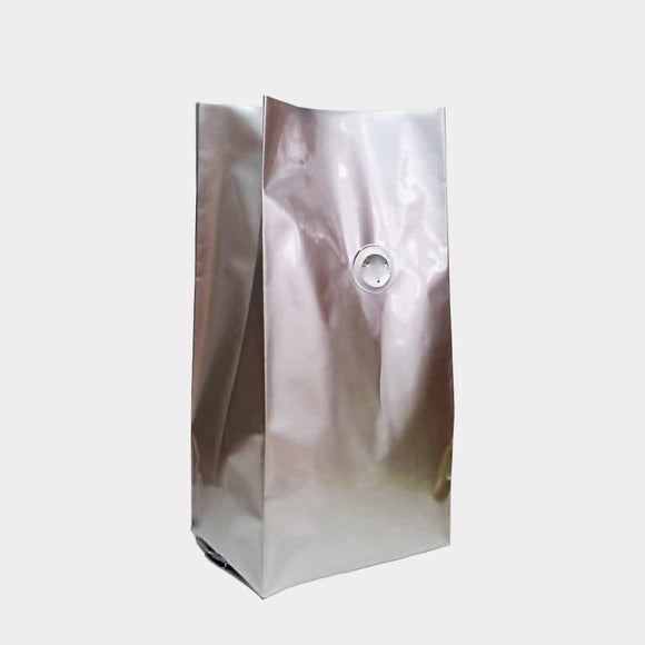 Coffee Bag w Valve | Aluminum (CSG-CFALU)