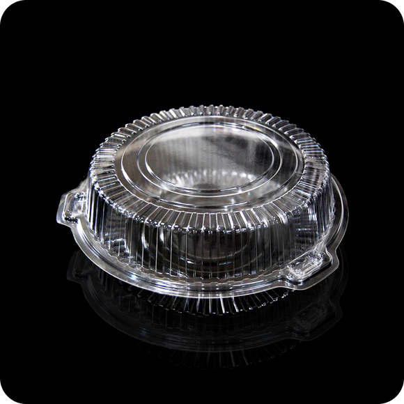 Clamshell | Ensaymada Round Large (OPS - C35)