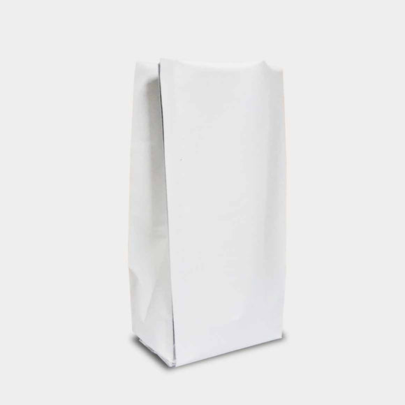 Gusset Bag | Matte White (SSG-VMPEM_WHITE)