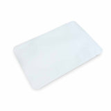 Matte white flat pouch for coffee drip bag
