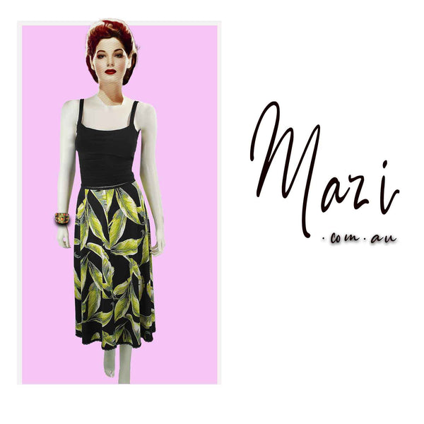 The Sonia Skirt - MAZI