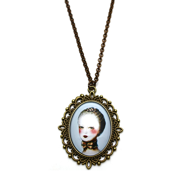 Marie A Necklace - MAZI