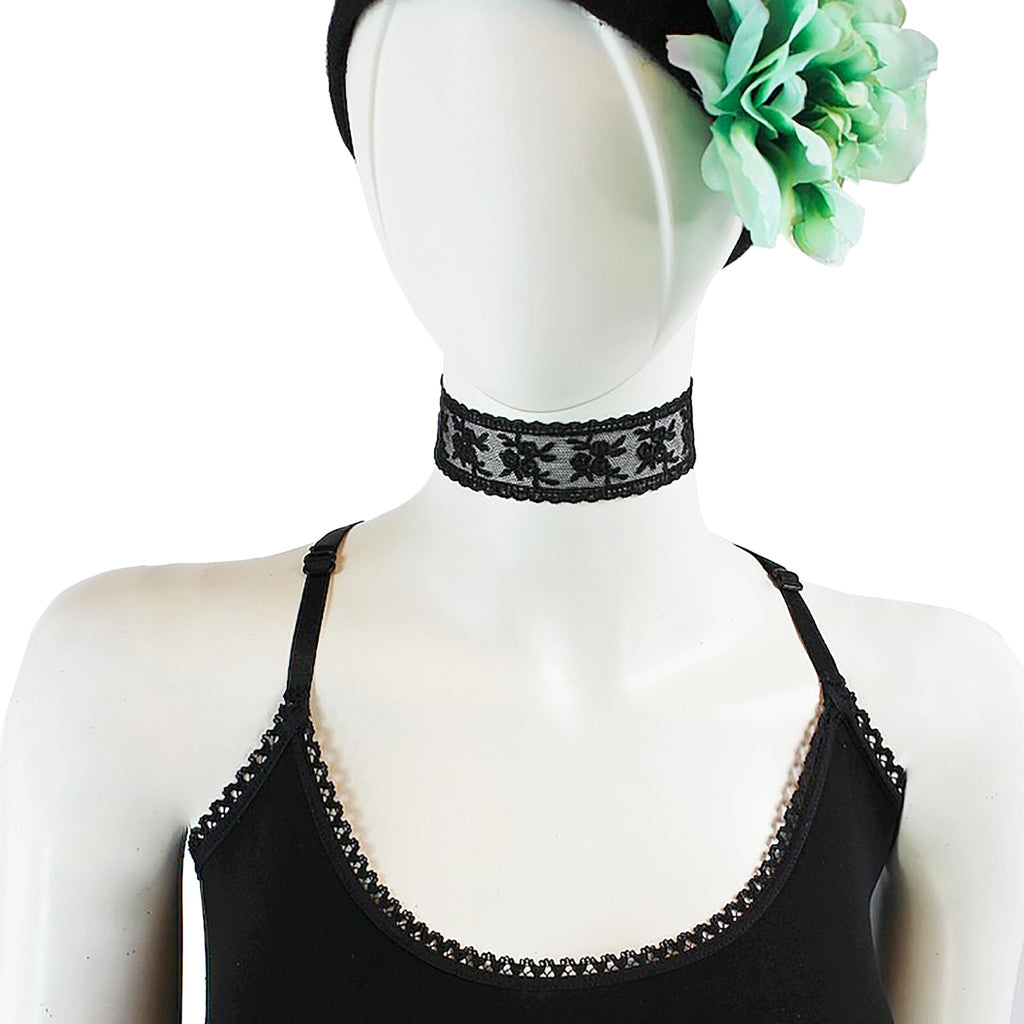 The Charlotte Choker - MAZI