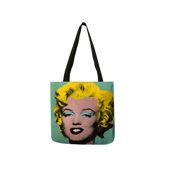 Pop Art Marilyn Tote Bag - MAZI