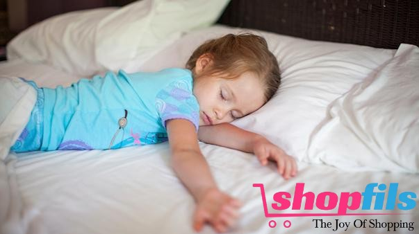 Help kids to sleep during their holidays