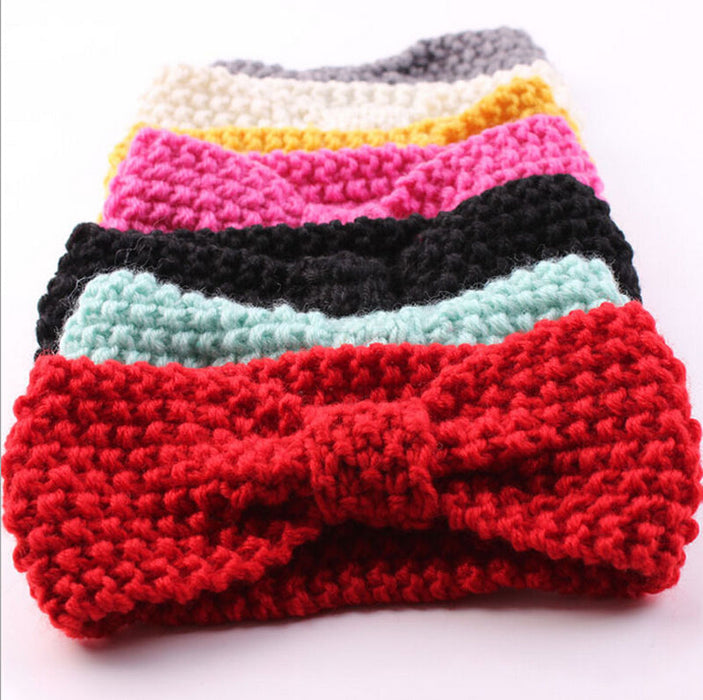 Bow Styled Headbands for little girls - shopfils.com