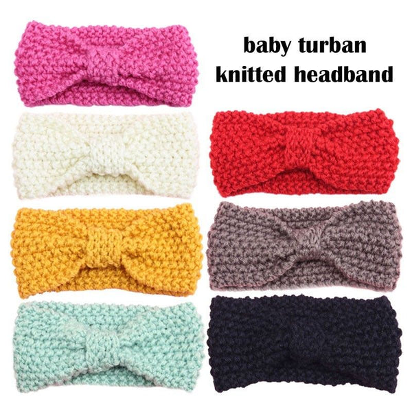 Bow Styled Headbands for little girls