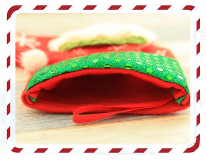 Christmas Holiday decorative small stockings