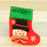 Christmas Holiday decorative small stockings - Snowman