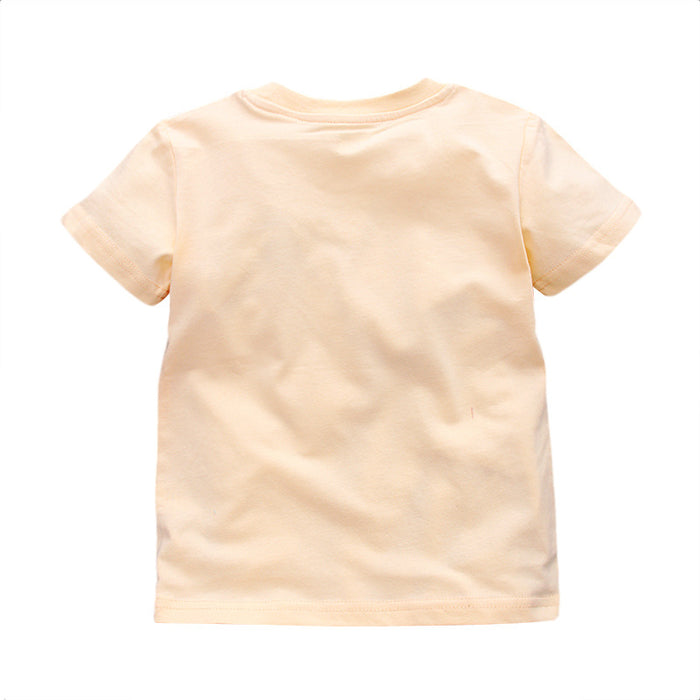 Character Printed Tee - Bunny for Girls - shopfils.com