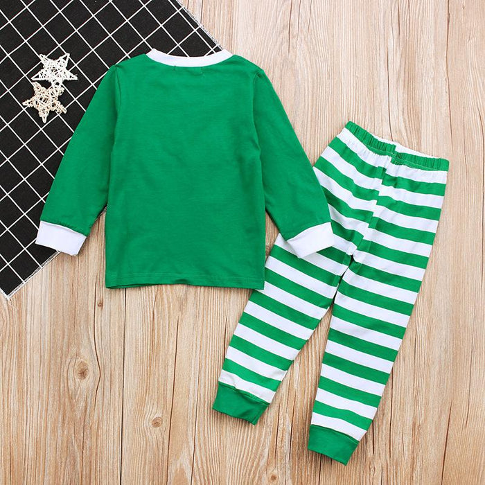 Christmas 2 Pcs Pajama Set - Nice for little Kids - shopfils.com