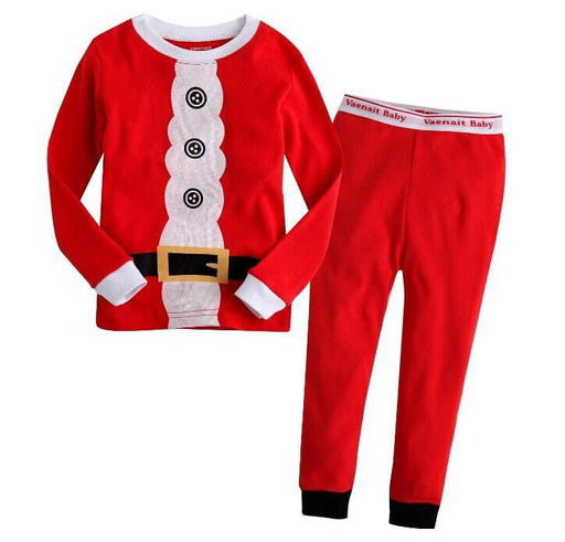 Little Red Santa Costume for little kids - shopfils.com