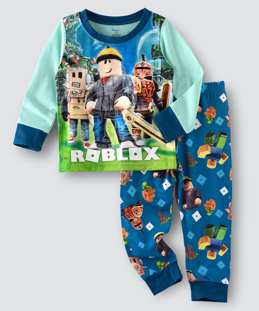 Roblox Printed Glow in the Dark Nightwear