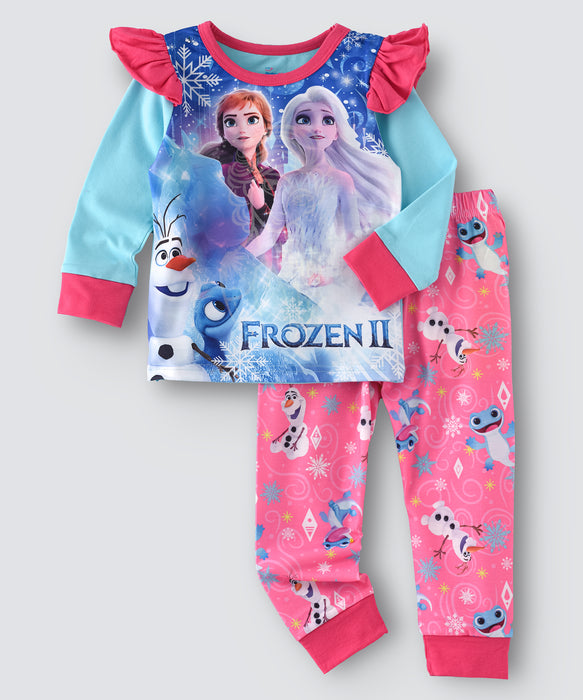 Frozen Printed Glow in the Dark Nightwear