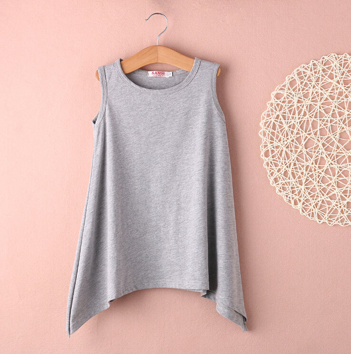City-Girl Trendy Dress - Grey - shopfils.com