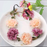 Flowers Hair Band Bride Elastic Headbands for Mother and Daughters - shopfils.com