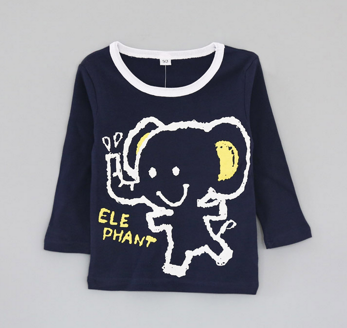 Character Printed Full Sleeve Tee - for Boys - shopfils.com