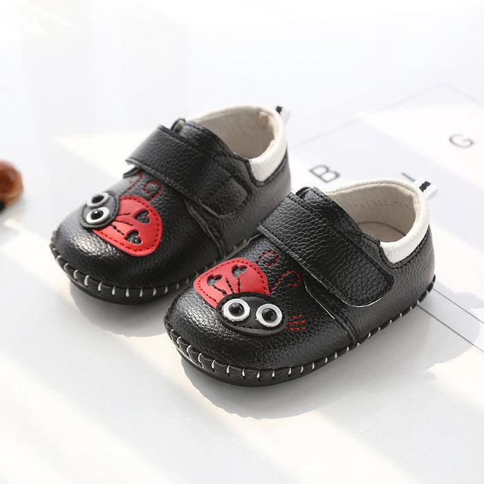 Cute Lady Bug  Shoes for Infants - shopfils.com