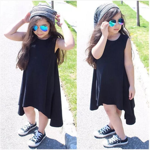 City-Girl Trendy Dress for Girls - shopfils.com