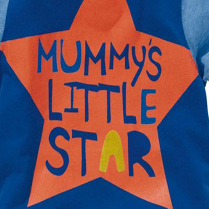 Printed Tee - Mummy's Little Star - shopfils.com