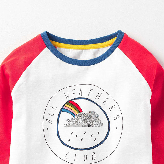 Weathers Club Full Sleeve Tee - shopfils.com