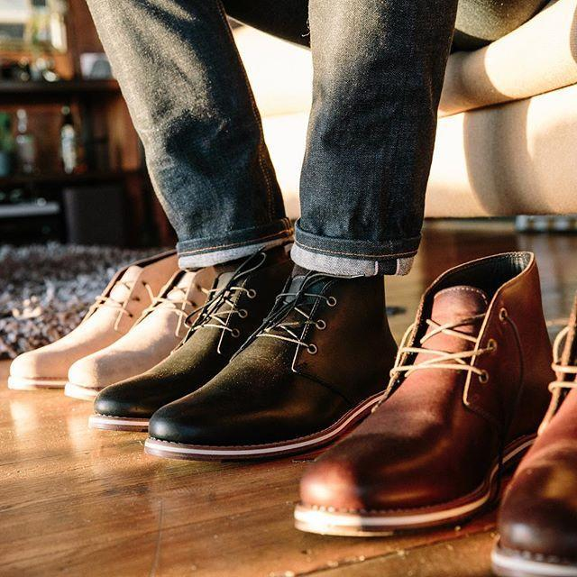 Sneakers Are for the Average Guy: Here Are the Top Mens Fashion Boots to Make a Statement