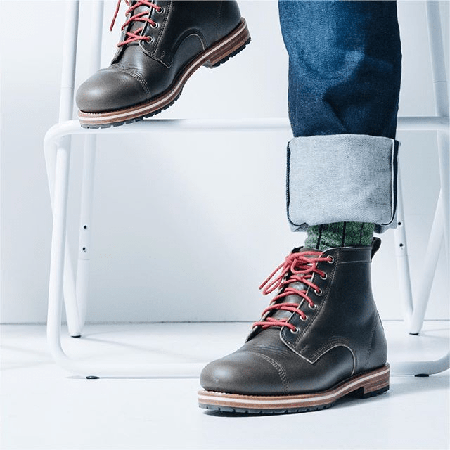 Most Comfortable Work Boots by Nate Pruitt