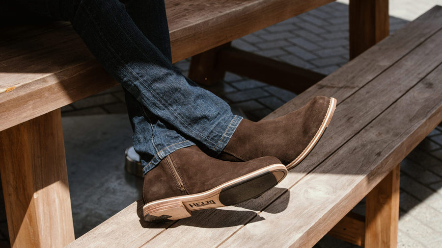7 Types of Men's Boots That Prove Leather Is King