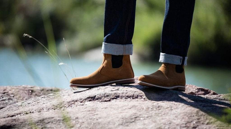 Fashion Boots for Men: A Style Guide