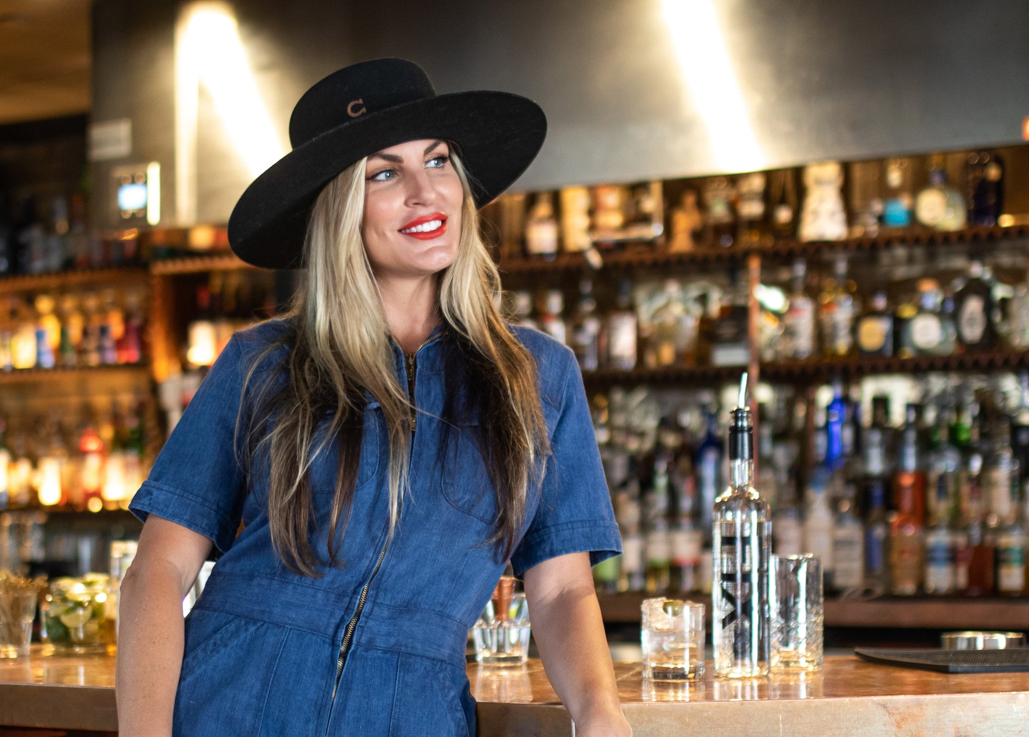 Maryn Miklas of Fix Vodka in Austin, Texas