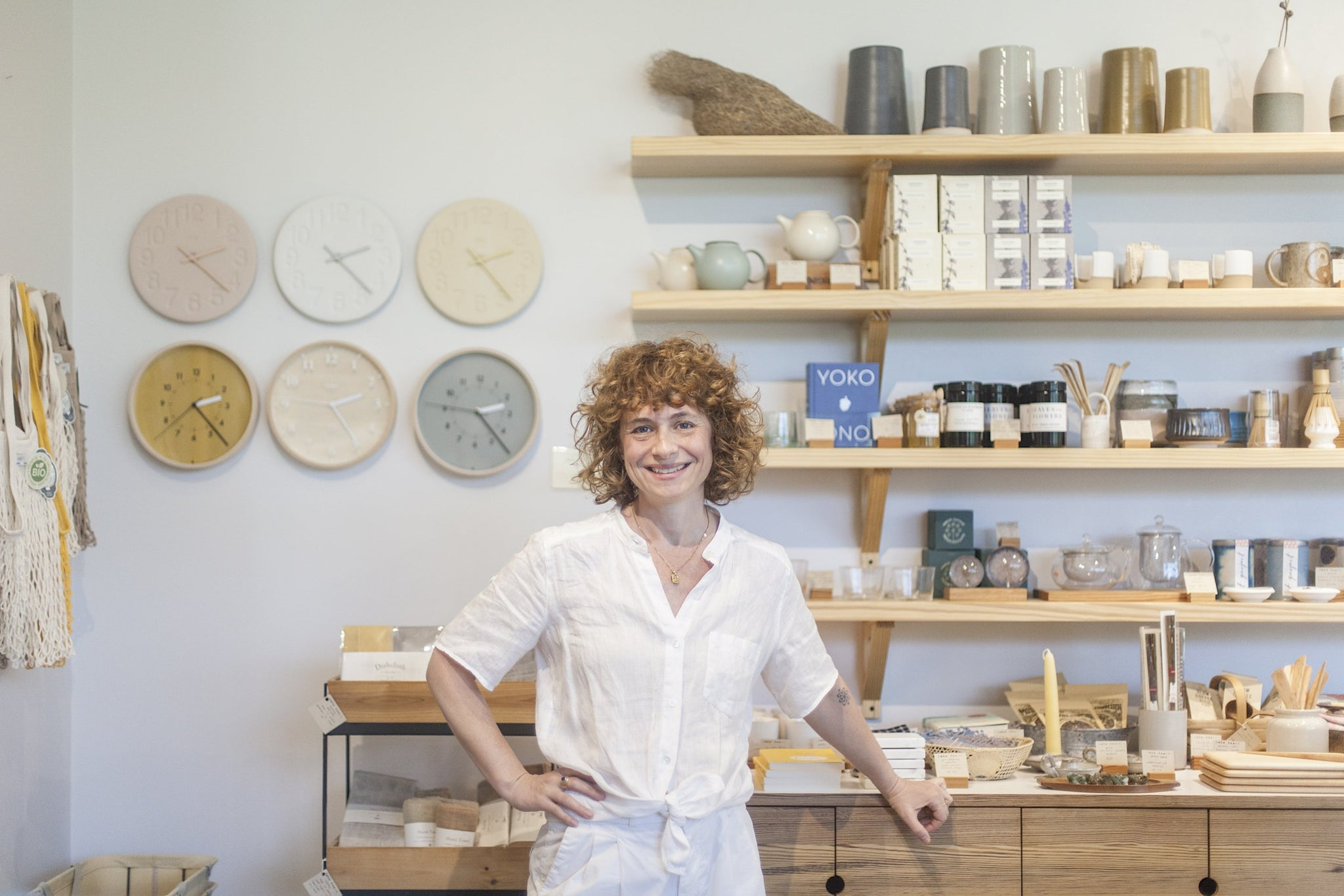 Nina Gordon's boutique, 'take heart', is located in East Austin, and it reflects her love of special and thoughtfully designed objects for the home and person