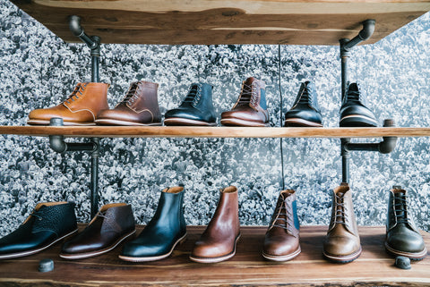 HELM - Austin Boot Store