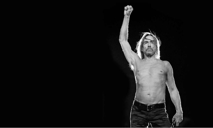IGGY POP'S PUNK DOCUMENTARY